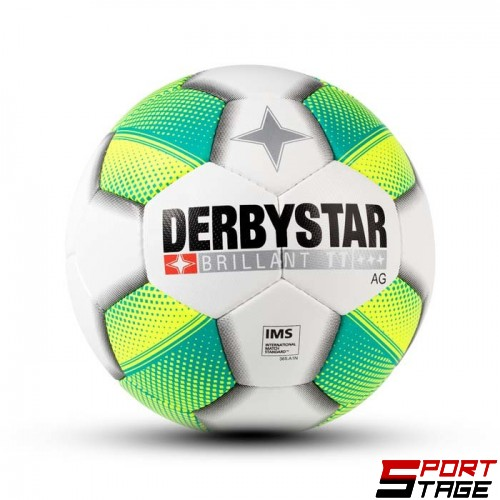 Футболна топка DERBYSTAR BRILLANT TT AG
