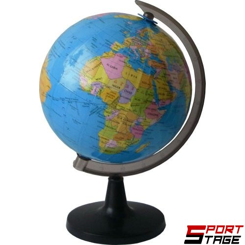 Глобус политически на английски, ф18.2 см (150204)
