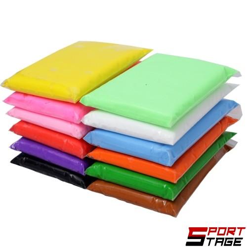 Моделин (лек пластилин) 12 цвята