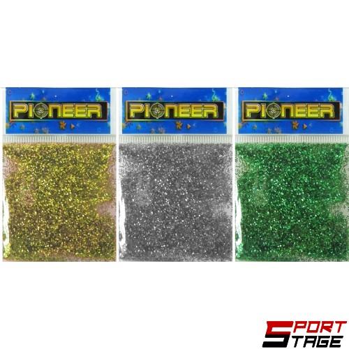 Брокат на прах 5 цвята/40 малки пакетчета