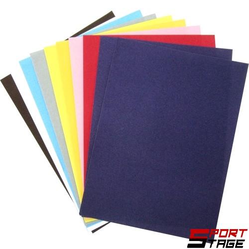 Листа за апликации от велурена хартия