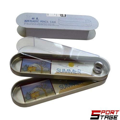 Метална кутия за ученически пособия