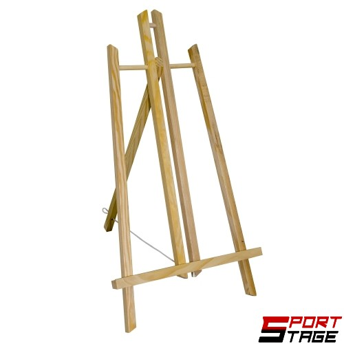 Статив дървен с височина 50 см MAXIMA (150844)