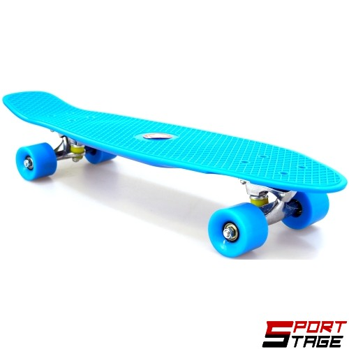 Пластмасов скейтборд - пени борд 68 см