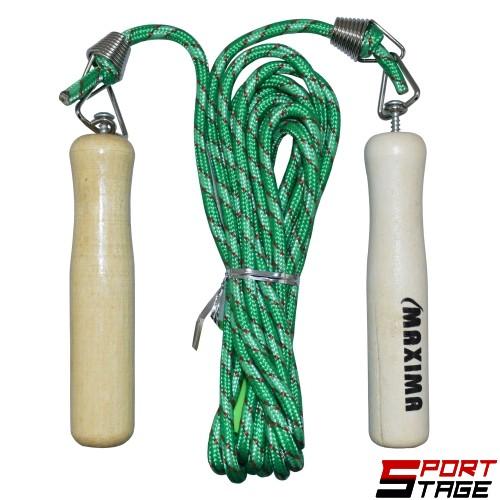 Въже за скачане MAXIMA с метална става и дължина 3 метра