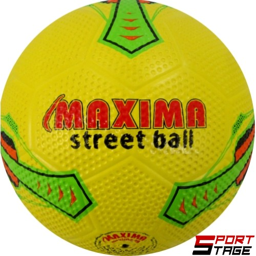 Топка футболна гумена MAXIMA №4