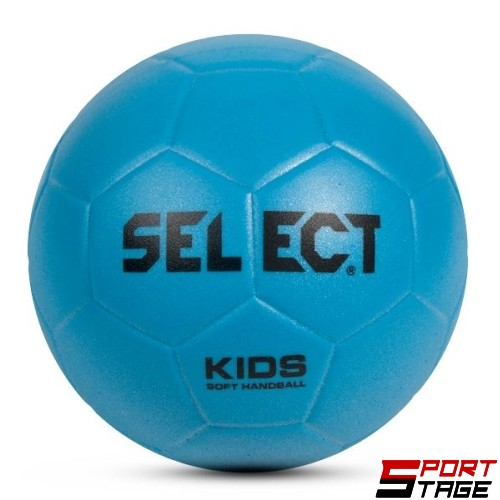Топка хандбал гума SELECT Kids Soft №1