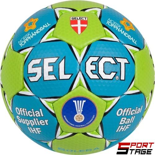 Топка хандбална SELECT Solera NTH №3 одобрена IHF
