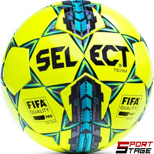 Топка футбол SELECT Team FIFA Approved