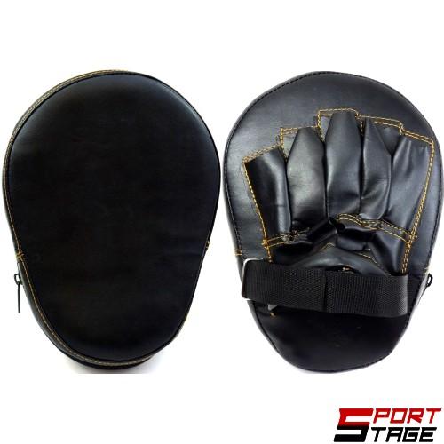 Боксова лапа кръгла