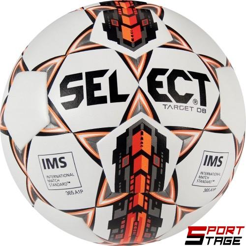 Топка футбол №5 SELECT Target DB