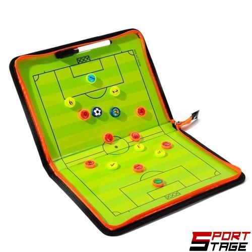 Магнити за треньорска дъска по футбол Ф2 см, Комплект 26 броя