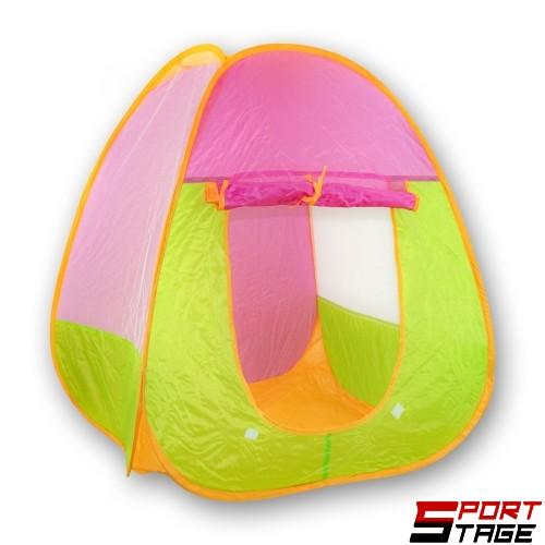Къщичка за игра тип палатка