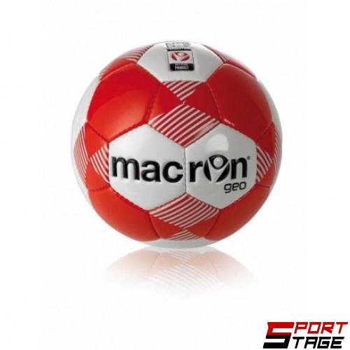 Футболна топка Macron, GEO RED, размер 5