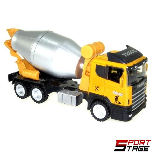 Камион метален 1:43