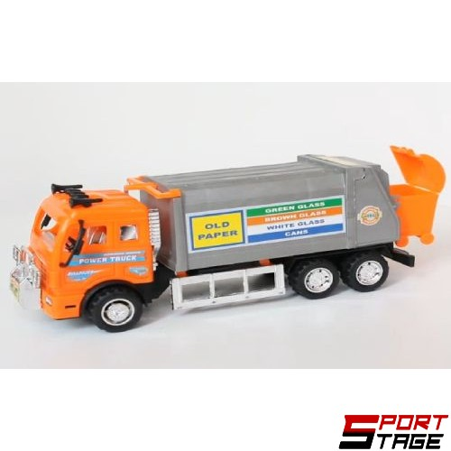 Камион боклукчийски инерционен