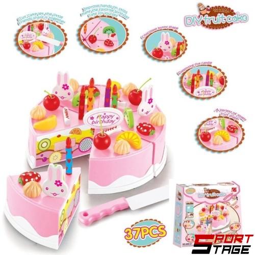 Детски игрален комплект торта (220805)