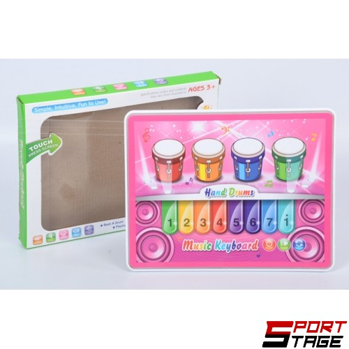 Пиано със сензорни клавиши