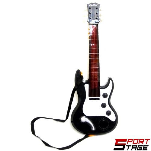Електрическа рок китара с 6 струни