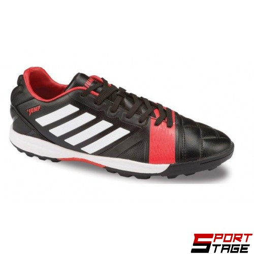 Футболни обувки - стоножки JUMP 8068 BLACK/RED