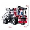 Конструктор Камион с контейнер от 119 елемента