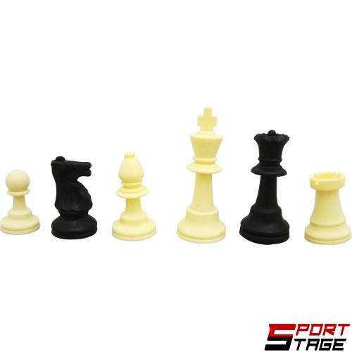 Фигури за шах пластмасови 4.5-9 см