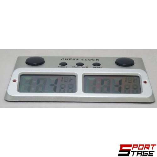 Електронен часовник за шах и други игри за време(Chess Clock)