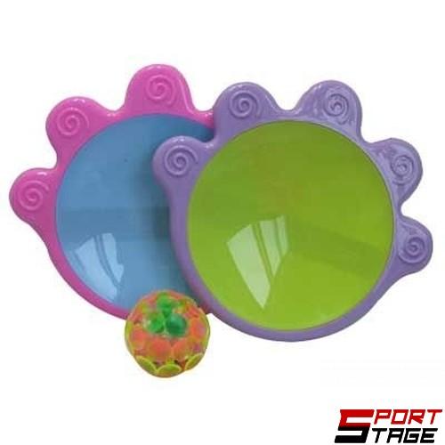 Кеч бол - игра с лепящо топче
