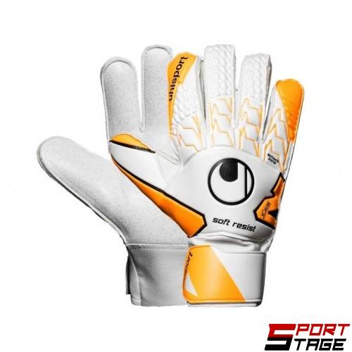 Вратарски ръкавици UHLSPORT SOFT RESIST