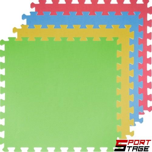 Настилка ЕVA 58.5х58.5х0.8 см, 4 броя комплект