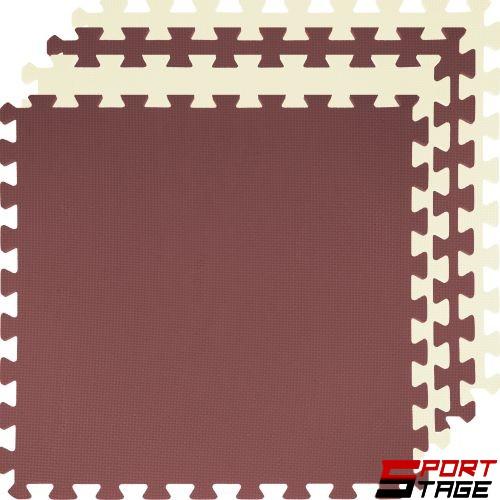Настилка MAXIMA, 62х62х2 см, Изработена от EVA, Комплект 4 броя