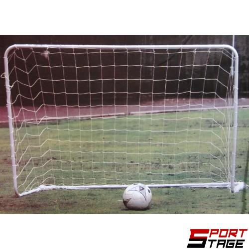 Врата за мини футбол, 182х123х64см, Сглобяема с мрежа
