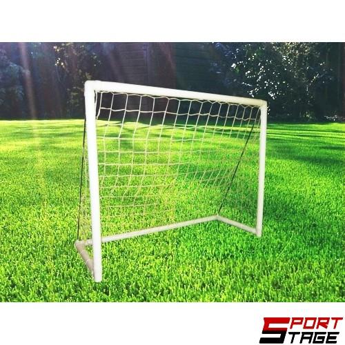 Врата за мини футбол надуваема 155х125х65см с мрежа