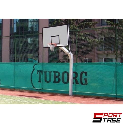"""Баскетболна конструкция фиксирана """"Профи"""""""