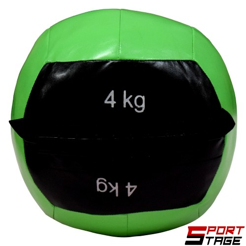 Медицинска топка (Ф36 см) 4 кг (310287)