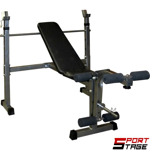 Комбинирана лежанка за вдигане на тежести MAXIMА