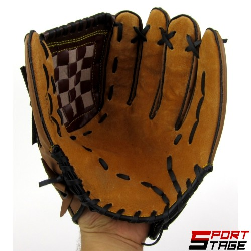 """Бейзболна ръкавица 10,5""""(26.7см)кожa/PU MAXIMA"""