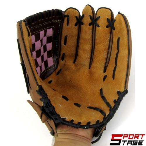 """Ръкавица бейзболна 12,5""""(31.8см)кожа/PU MAXIMA"""