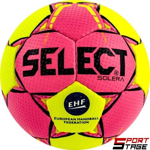 Топка хандбална SELECT Solera №2, одобрена от EHF