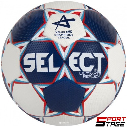 Топка хандбална SELECT Ultimate Replica Champions League Men №3 Bgr