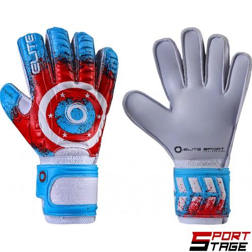 Детски вратарски ръкавици ELITE STARS