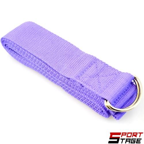 Ремък, колан (лента) за йога 3,6х178 см