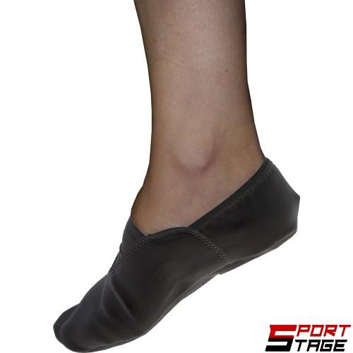 Обувки танцови черни