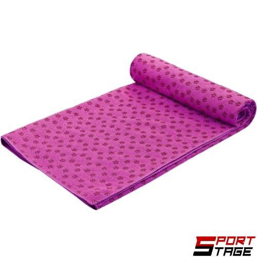 Кърпа, постелка за йога 200х63 см