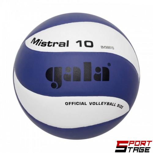 Волейболна топка Gala Mistral 10 BV5661S