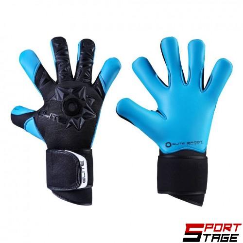 Вратарски ръкавици ELITE NEO AQUA