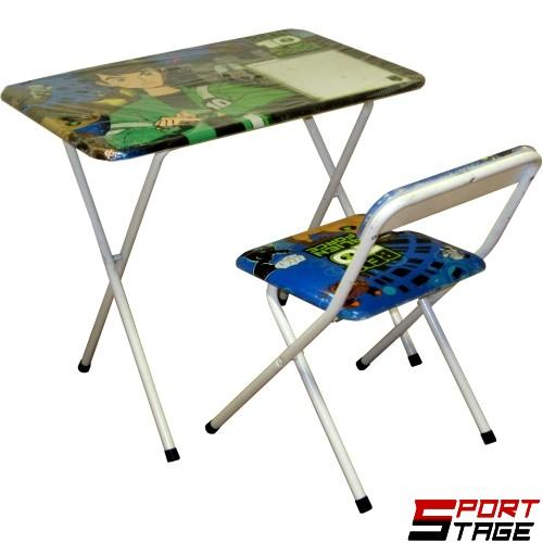Детска маса със столче Ben 10