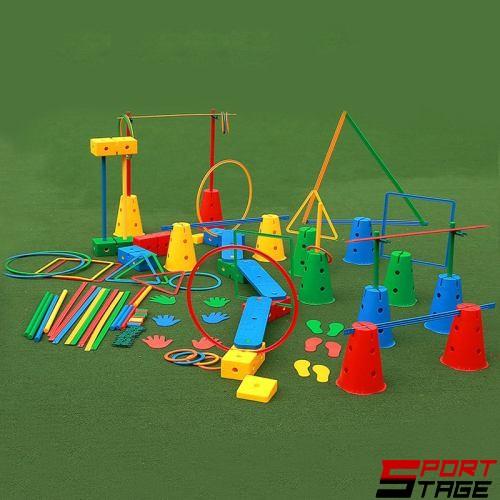Игрален комплект конструктор 112 елемента