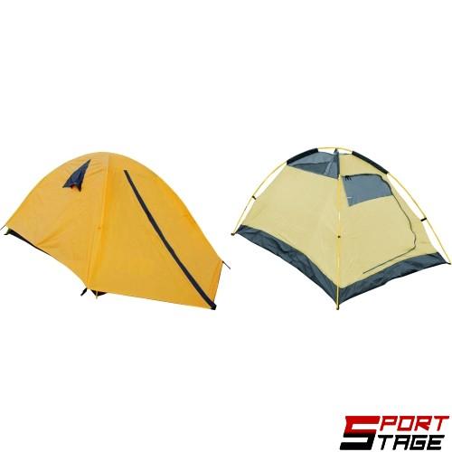 Палатка двуместна (двуслойна) с размери 190x130x100 см (600104)