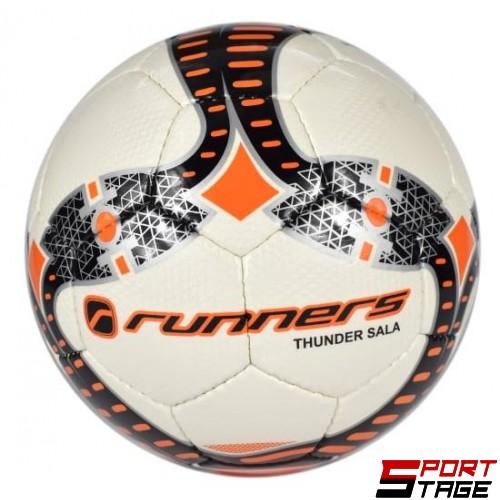 Футболна топка RUNNERS TUNDER SALA